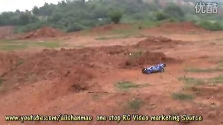 VRX-2 GO.21 engine nitro buggy- RH802  video