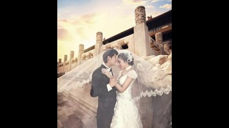 北京婚纱摄影民国婚纱照【V视觉】工作室
