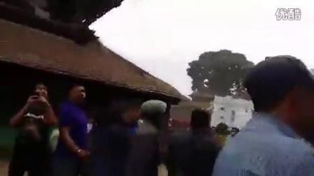 实拍尼泊尔8点1级地震 灾后影像