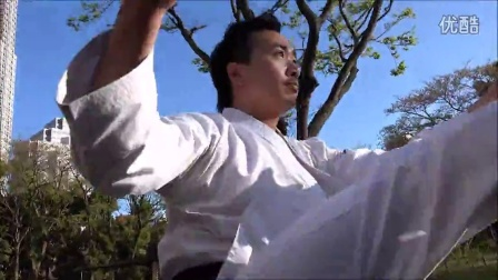 Why do you come to Japan from China- Karate! (HD)