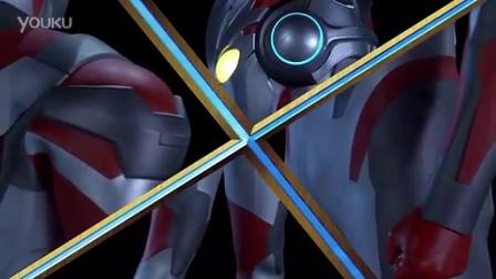 【分享】Ultraman X宣传片