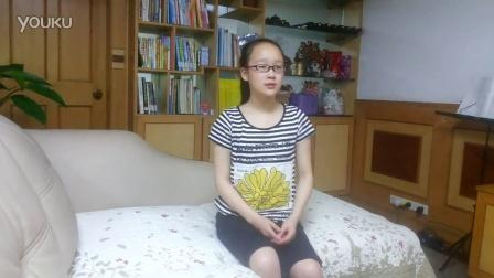 20150426_晏殊《蝶恋花》 朗诵:张欣怡