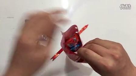 喜糖盒子批发婚庆用品拉花塑料喜糖袋子