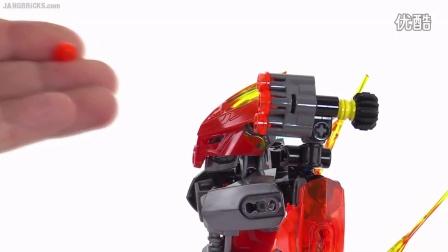积木砖家乐高Lego 生化战士Bionicle 2015 wave 1 complete