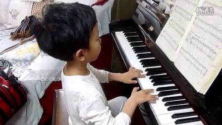 钢琴练习·拜耳第24课·李昊泽