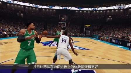 NBA 2K15 Launch Trailer Chinese subtitle-CH