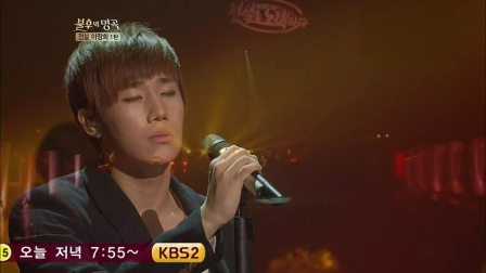 [2Blegend]120818 Immortal songs II Sung Kyu