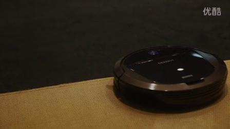 科沃斯2015新品朵朵 WiFi智控的扫拖一体机器人
