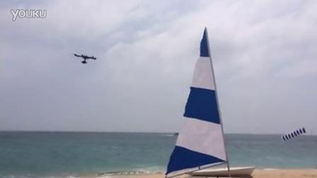 ALIGN M690L+G3 6級風下飛行