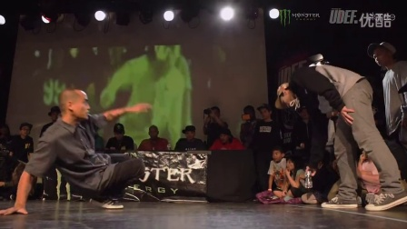 【5BBOY】Dyno Rock vs Razzy D --
