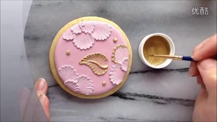 糖霜饼干-刷绣