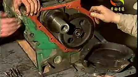 汽车综合知识发动机装配1