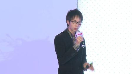 2015喜马拉雅大会 作家富豪榜创始人吴怀尧演讲