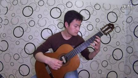 回忆 Memory古典吉他独奏 潍坊朋客吉他培训