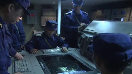 0618-中国海军阅兵方队核潜艇军舰信息化指挥军事演习高清实