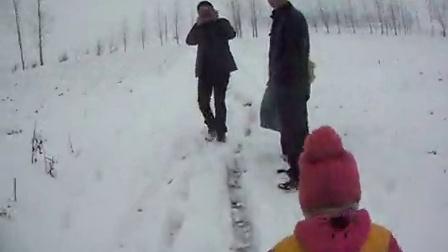 冬天的乡情