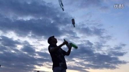天空下的调酒师