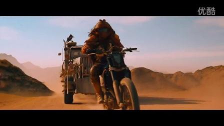 电影《疯狂的麦克斯:狂暴之路》超长片段