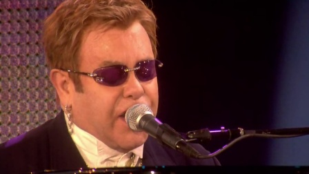 Elton John- Saturday Night's Alright For Fighting (Concert.For.Diana.2007)