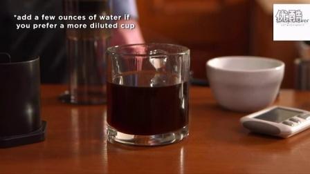 [咖啡萃取]美国著名咖啡烘焙商stumptown对于爱乐压的培训