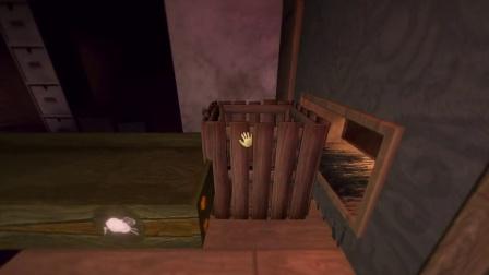 坑爹哥实况 恐怖游戏梦境杀意Among The Sleep完结:妈妈的伤心
