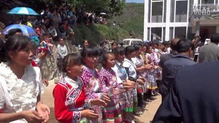 合山教会20150502新堂落成入仪式2