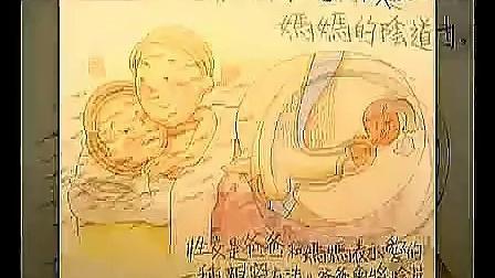 幼儿性教育绘本《我从哪里来》_早教视频