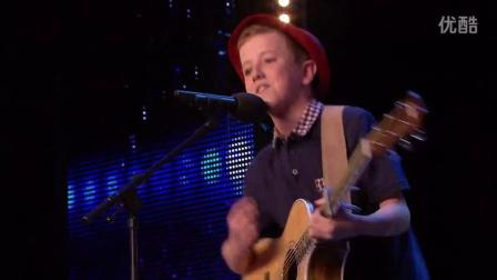 英国达人秀12岁小正太Henry Gallagher献唱原创歌曲Lightning