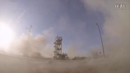 亚马逊公司成功发射一枚火箭