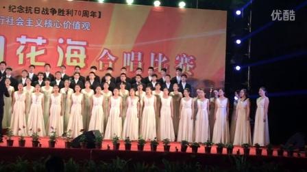 2015年 武汉科技大学 五月的花海 资环学院