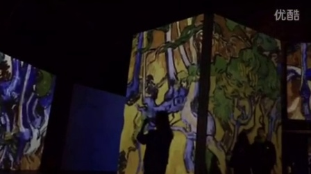 不朽的梵高2015上海感映大展