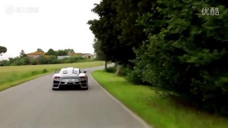 年产5辆 意式超跑Mazzanti Evantra V8
