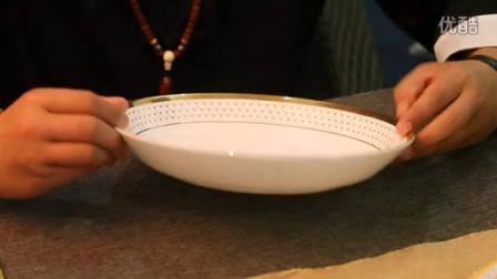 雕金骨瓷餐具简介