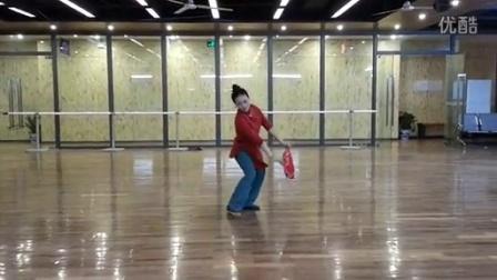 手绢花舞蹈 《九儿》(个人完整)