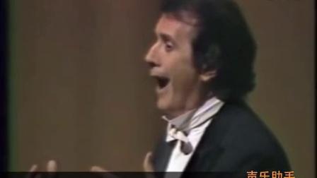 托斯蒂《最后的歌》——弗朗科.科莱利