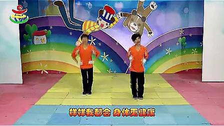 林老师的舞动世界 我们来运动_标清