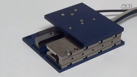 Brushless Linear Motor Positioning Stage (SRS-002-04-007-01)
