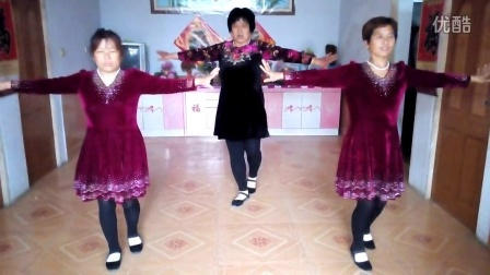 河北省故城县西半屯镇孙庄村美丽的七仙女广场舞