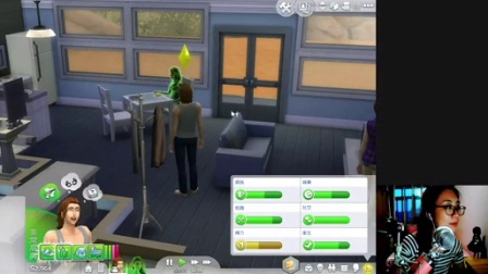 F-模拟人生4 只是想在医院生个孩子那么难(直播实况)