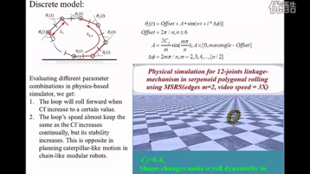 Serpenoid Polygonal Rolling for Chain-type Modular Robots