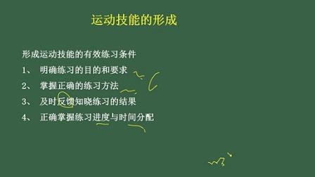 屈秀美15安徽省版教师招聘中学体育模块精讲班 B (22)