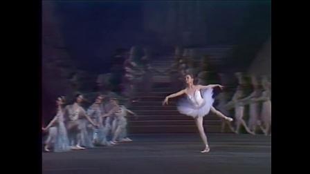 伊莉娜科帕科娃基洛夫大剧院格拉祖诺夫《雷蒙达》1980