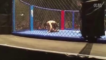 Roberto Satoshi de Souza REAL MMA 1