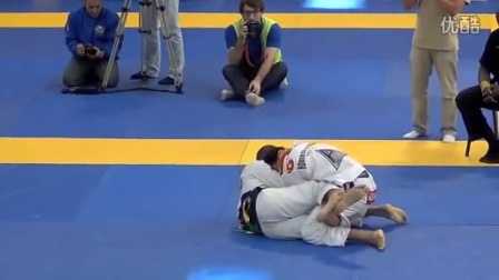 European Open 2012 - Light Final - Roberto Satoshi Souza vs. JT Torres