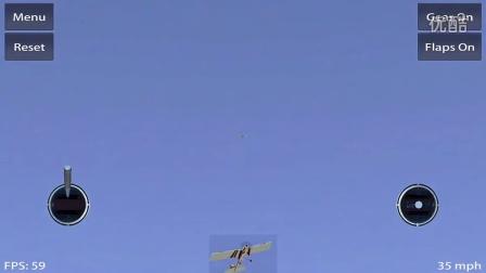 【寻雨解说】模拟遥控飞机   wos 折翼天使