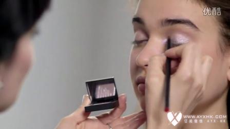 17TW美容與時尚-Beauty How To Icy Metallics  Fall 2014-AYX國際僑社傳媒分享!