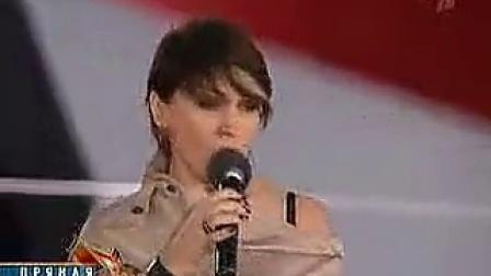 伟大的卫国战争:苏联歌曲-在无名高地(2007年俄罗斯胜利节莫斯科红场现场演唱)