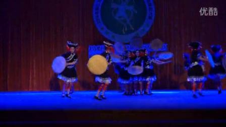 变队形 获奖舞蹈 《壮乡甜歌》荣获广场舞舞蹈比赛一等奖 2015年赛事