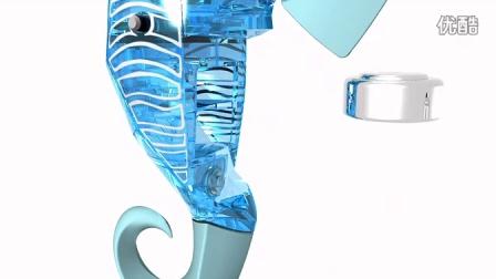 赫宝海洋动物系列- 海马更换电池步骤视频