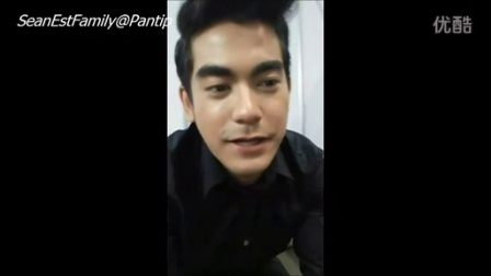 [FULL] Sean's Greeting to Chinese Fans